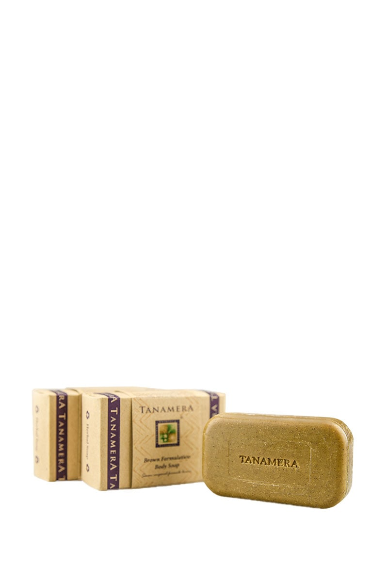 Brown Formulation Body Soap