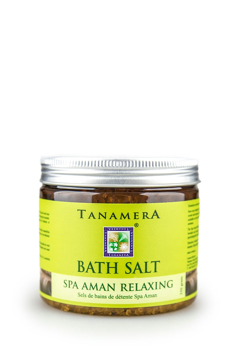 Spa Aman Relaxing Bath Salt